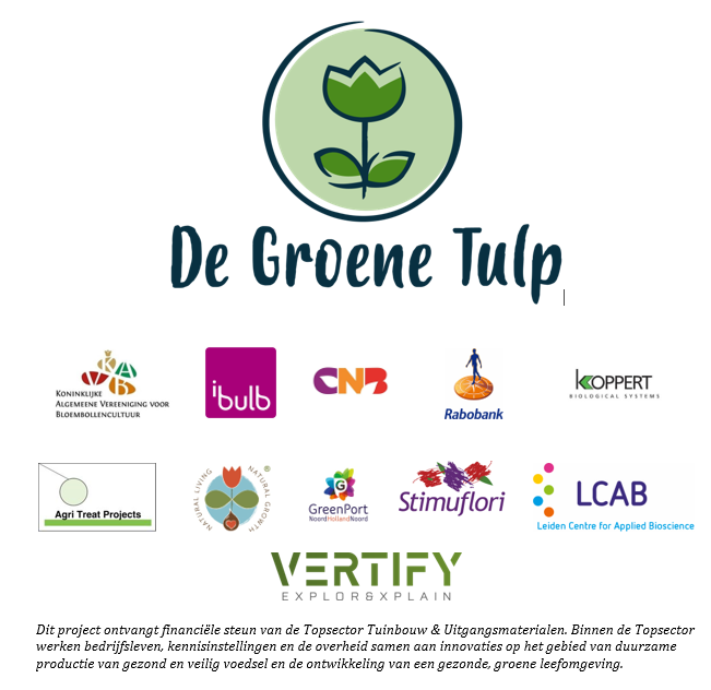 Logo's De Groene Tulp
